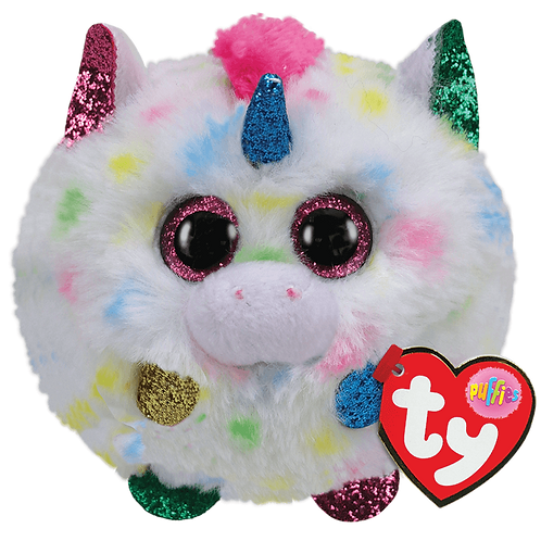TY - Harmonie Unicorn Puffy
