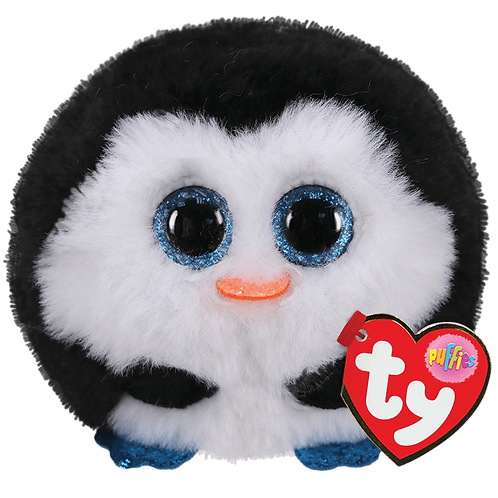 TY - Waddles Penguin Puffy