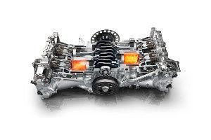 Subaru XV motor boxer