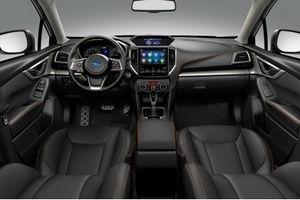 Subaru XV kvalitne spracovanie