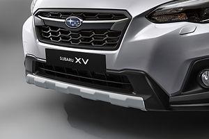 Subaru XV Predný živicový ochranný kryt.