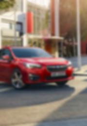 Subaru imprezza v meste - subaru Nitra.j
