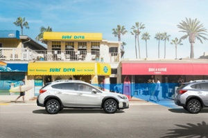 Subaru XV asistencne systemy