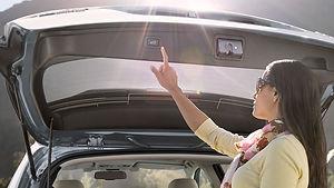 Subaru outback - lahké zatváranie dverí