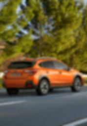 Subaru XV na cestách