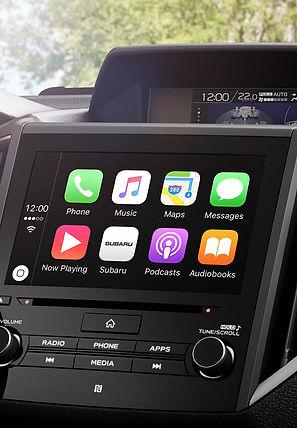 Subaru XV nové technológie