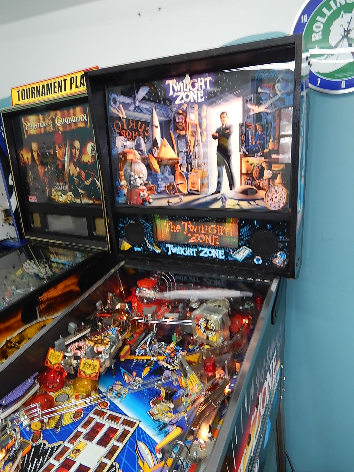 Twilight Zone - Pinball Machine
