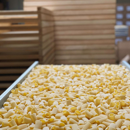 The Temperamental, And At Times, Soul-Crushing Process of Slow-Drying Pasta