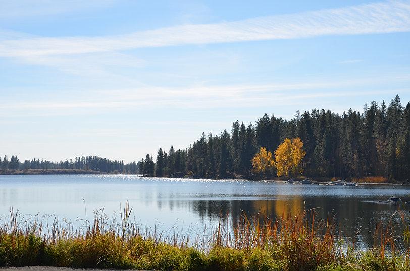 Medical Lake Washington
