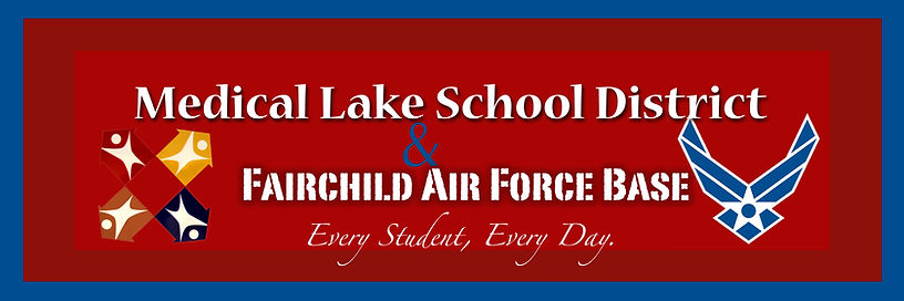 Medical Lake School District Fairchild Air Force Base