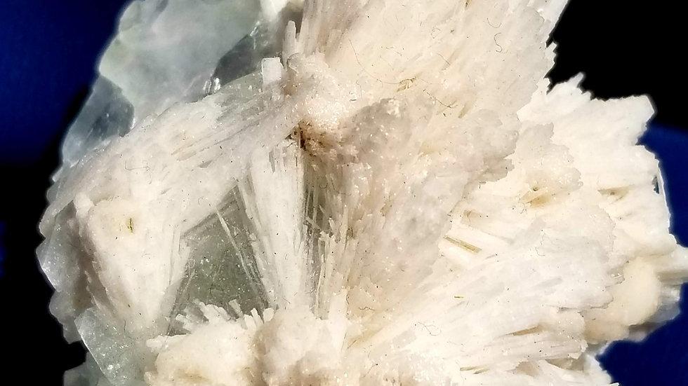 Apophyllite and Scolecite