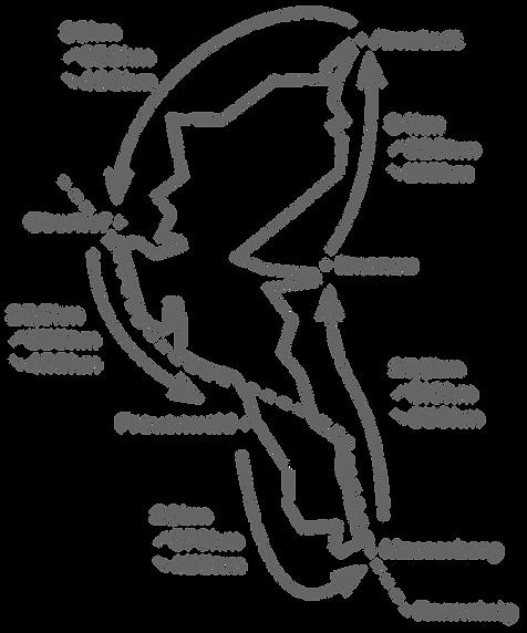 Streckenverlauf mit Rennsteig - grau.png