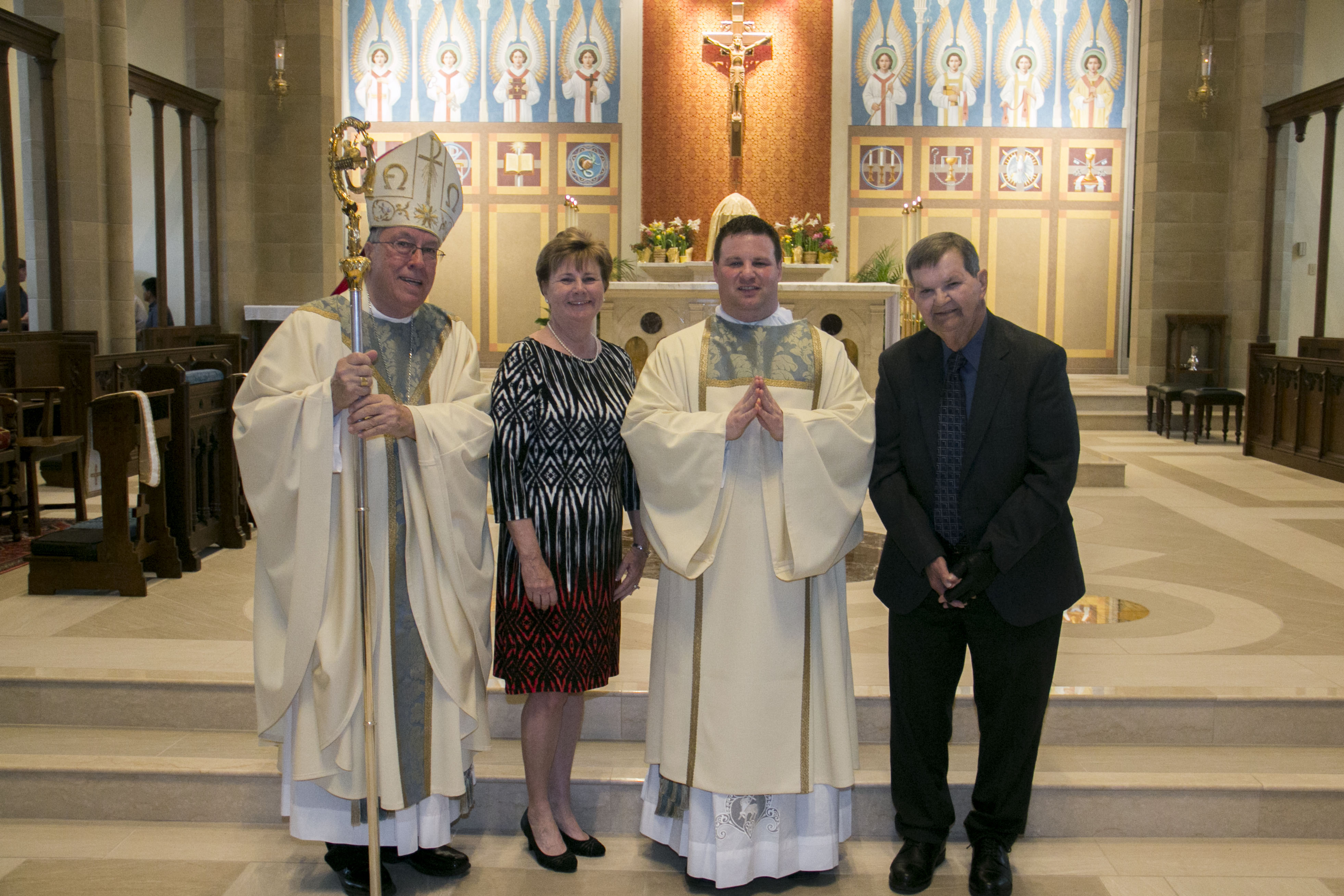 JW diaconate