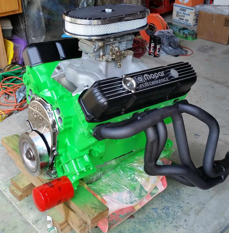 Amc/Mopar performance parts, racing engines, transmissions