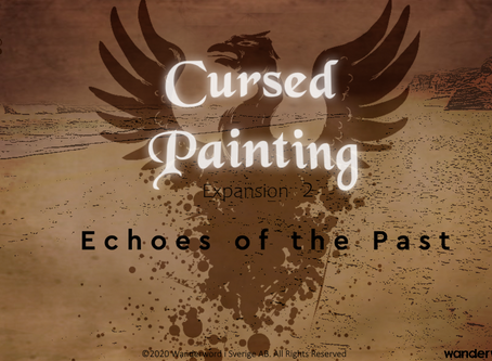 The Cursed Painting - Expansion 2