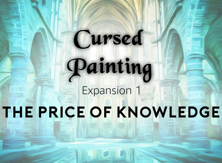 The Cursed Painting - Expansion 1