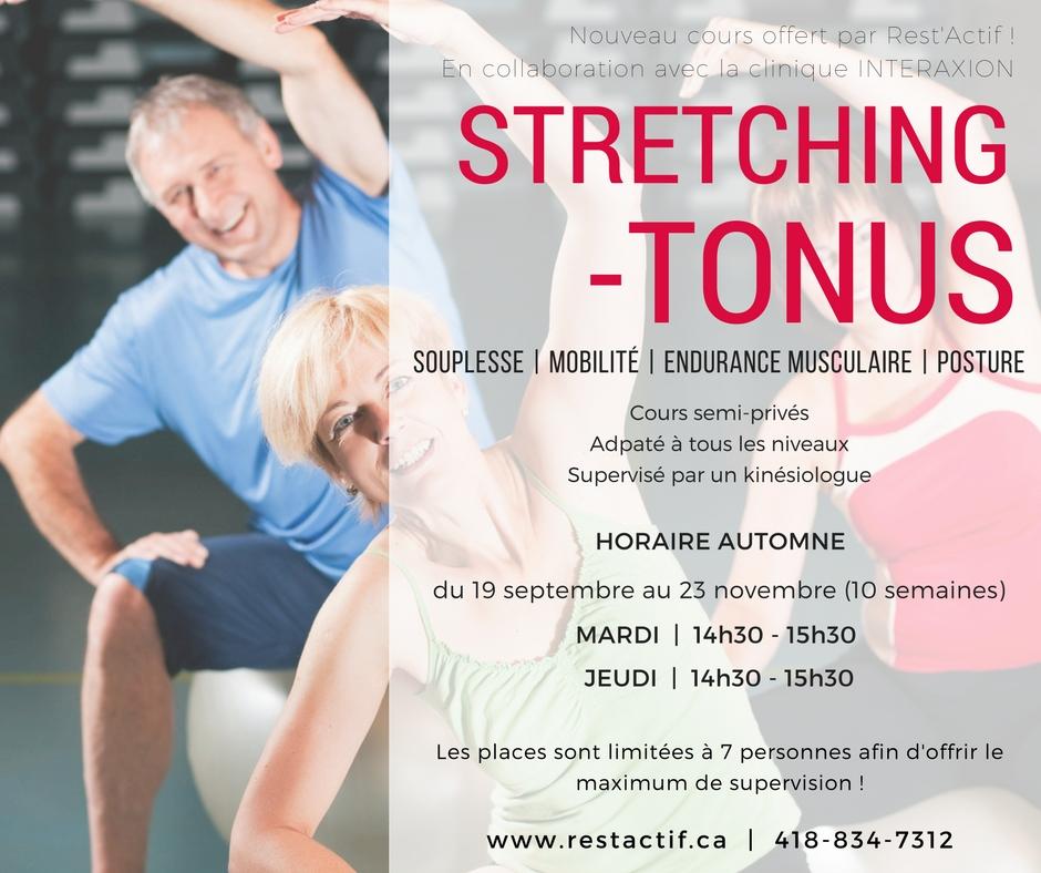 Stretching / Tonus