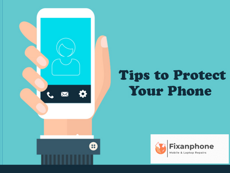 Tips to Protect your Mobile Phone Screen From Repairing