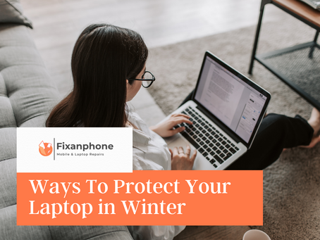 Ways To Protect Your Laptop From Repairing Condition in Winters