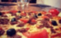 Pizza bolognaise de Regalo Pizza Nancy
