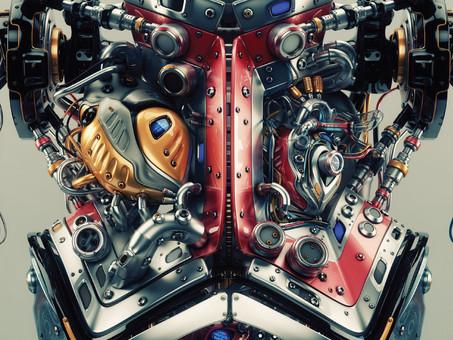 The Anatomical Machine