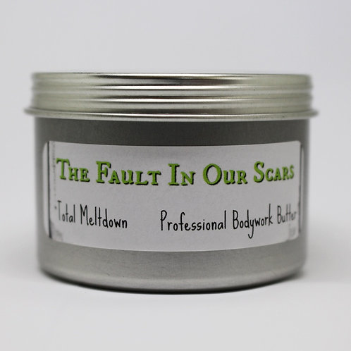 The Fault In Our Scars (Melt)