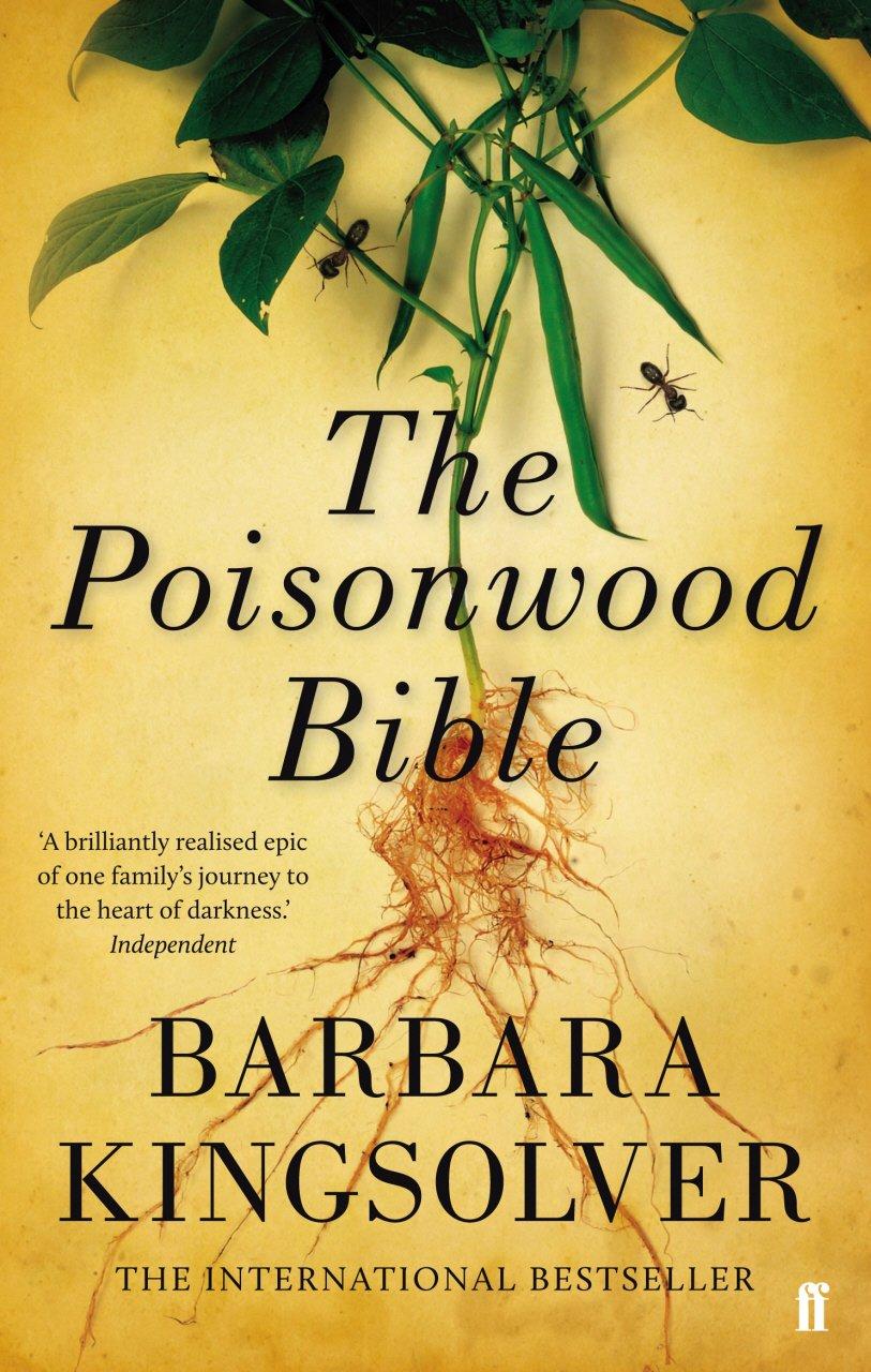 The Poisonwood Bible - Barbara Kingsolver (HarperCollins 1998 ...