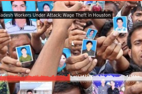 Wage Theft in Houston