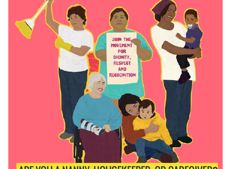 Domestic workers, caretakers and nannies gather for first conference of its kind in Houston