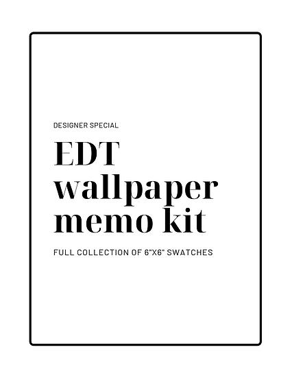Wallpaper Memo Kit