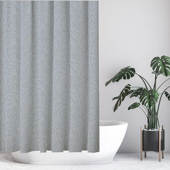 Jekyll Shower Curtain