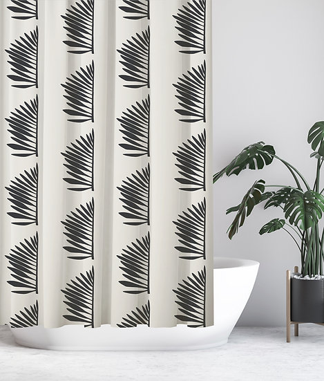 Palmetto Shower Curtain