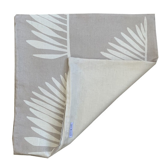 Sample Palmetto Pillow Cover
