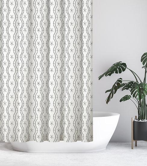 Morris Shower Curtain