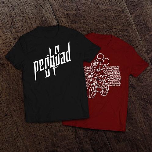 Kit de Camisetas PE Squad