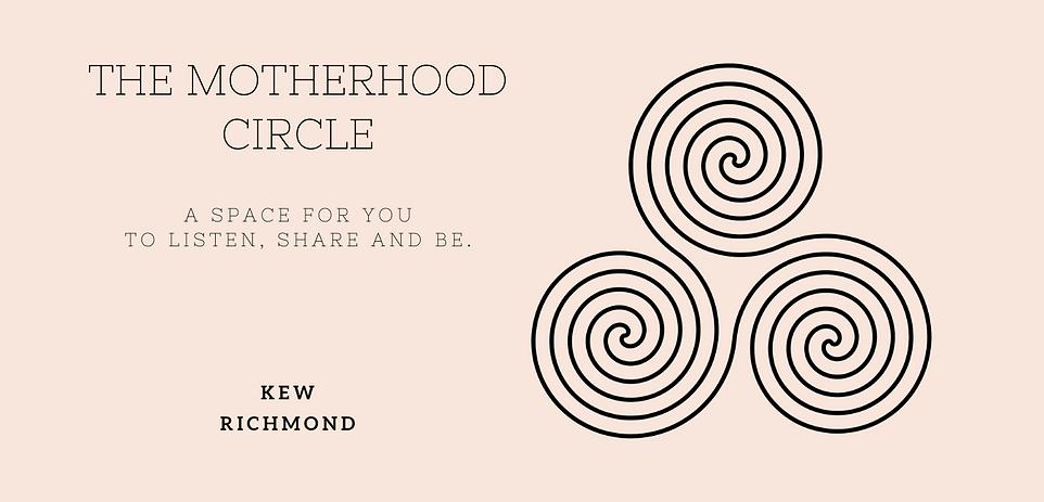 The motherhood circle in Kew