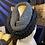 Thumbnail: black & charcoal Tiffany cowl