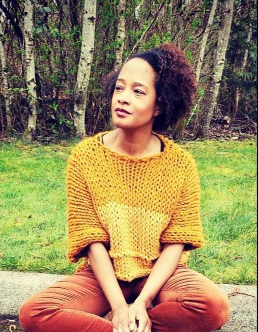 Lola Crop sweater $105