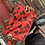 Thumbnail: Afropuff Clutch w/vegan leather