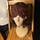 Thumbnail: burgundy earwarmer