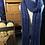 Thumbnail: blue Lenny scarf