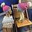 Thumbnail: slate & blossom giGun w/ pom