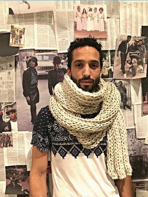 MEJI scarf DEPOSIT
