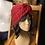 Thumbnail: red earwarmer