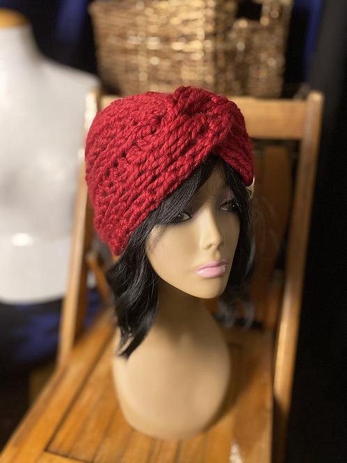 red earwarmer