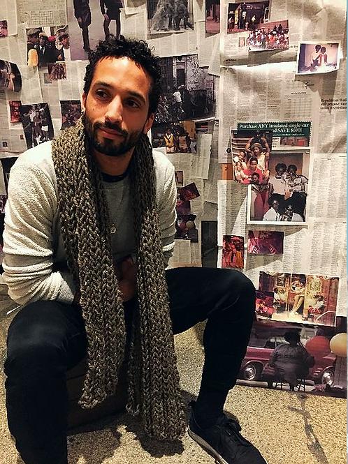 UNO scarf DEPOSIT