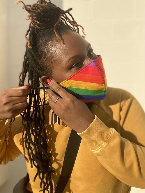i am - pride mask
