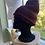 Thumbnail: ginGun hat w/satin lining & pom