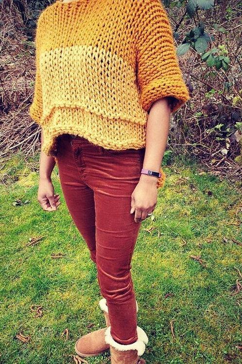 Lola Crop sweater FULL PRICE