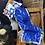 Thumbnail: Sunburst Pattern w/ blue satin lining